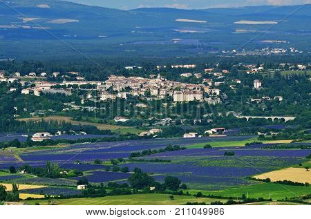 France, Provence Countryside