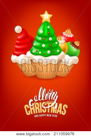 Sweet Christmas And Happy New Year