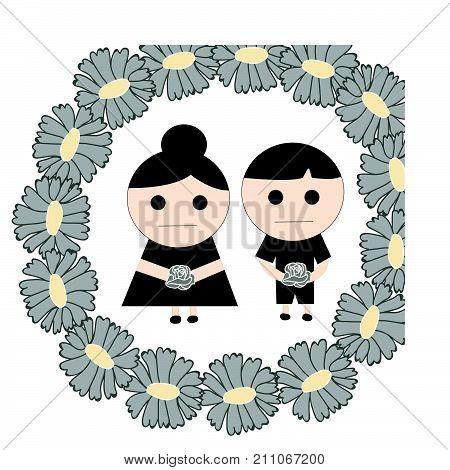 Couple Cartoon Vector & Photo (Free Trial) | Bigstock