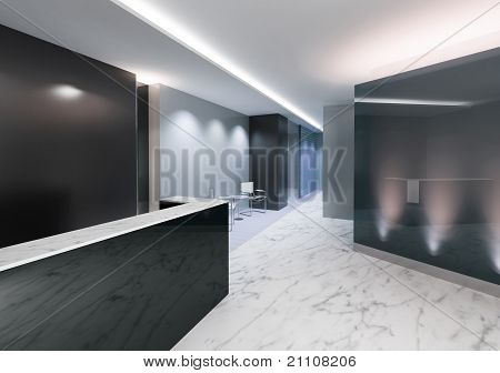 Office Entrance Area