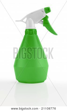 Plastic Water Sprayer Container