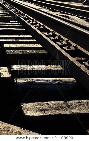 Rails On Bridge