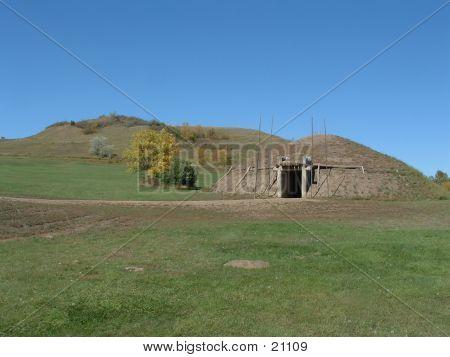 Earth Lodge