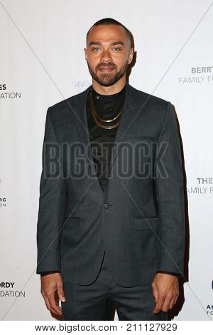 LOS ANGELES - OCT 15:  Jesse Williams at the