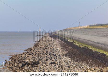Dutch Ocean Dam