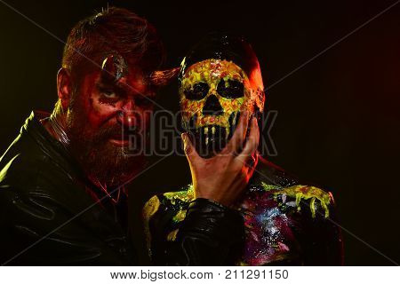 Halloween Holiday, Cosplay, Celebration