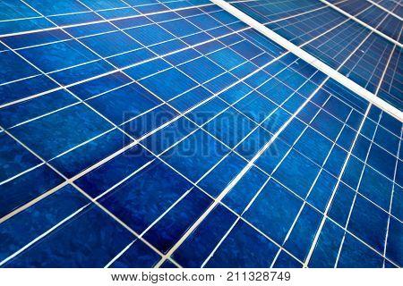 Solar Cell Detail