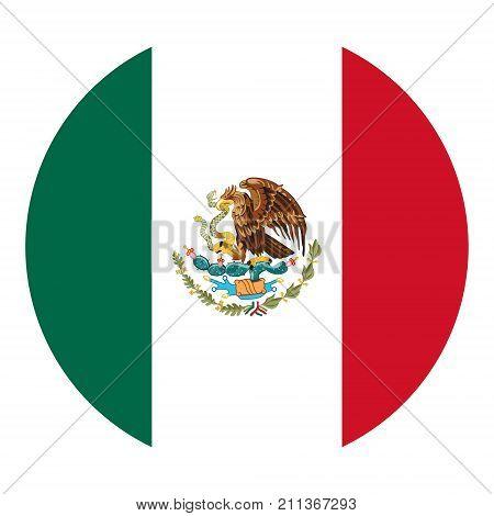 Mexico Flag Vector