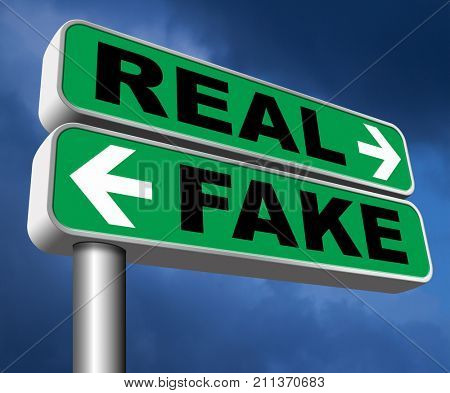 fake or real in doubt and suspicion critical thinking possible or impossible reality check searching truth being skeptic skepticism 3D, illustration