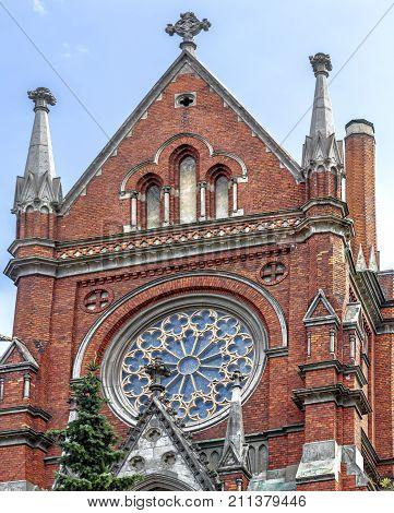 St. John's Church In Helsinki.