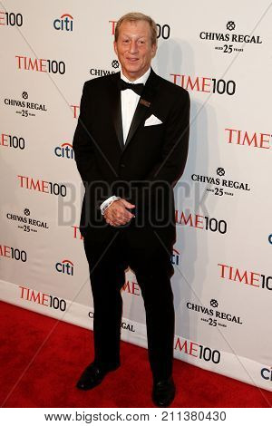 NEW YORK-APR 29: Environmentalist Tom Steyer attends the Time 100 Gala for its Time 100 Issue of the Most Influential People in the World at Frederick P. Rose Hall on April 29, 2014 in New York City.