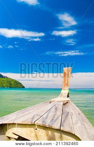 Getaway Journey Seascape Serenity