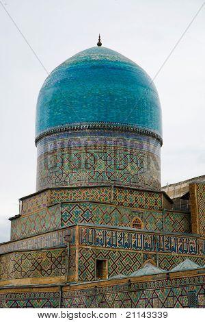 Registan Ensemble In Samarkand