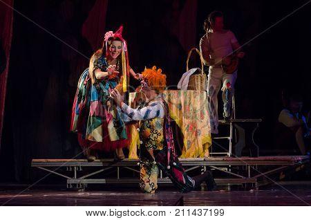 Classical Opera Pagliacci