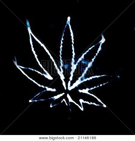 Marijuana In The Smoke