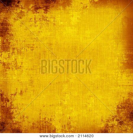 Yellow Fabric