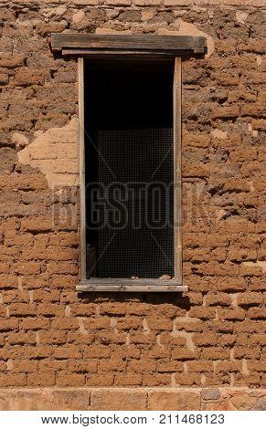 Exterior, commissary, Fort Davis National Historical Site, Fort Davis, Texas.