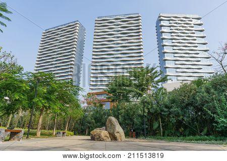 Xiamen Heng He Qi Shang Building In Wuyuan Bay