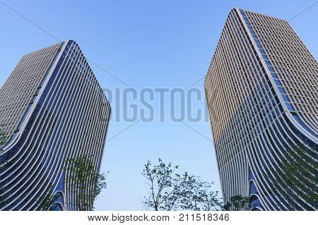 Xiamen Strait Tourism Building And Tourism Expo Center