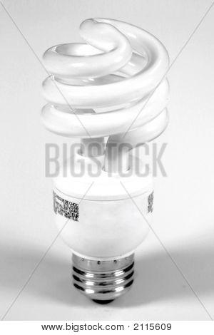 Enrgy Saving Light Bulb