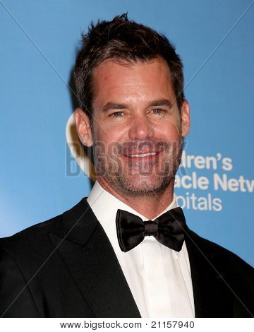 LAS VEGAS - JUN 19:  Tuc Watkins in the Press Room of the  38th Daytime Emmy Awards at Hilton Hotel & Casino on June 19, 2010 in Las Vegas, NV.