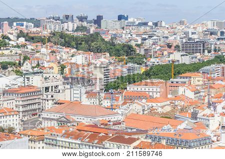 Cityview Of Lisboa
