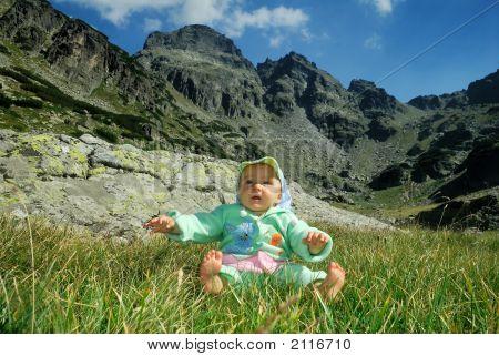 A Little, Happy Tourist