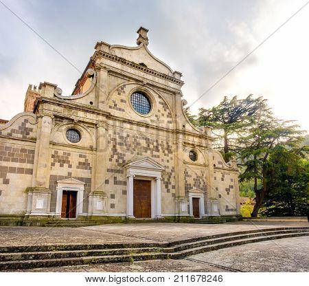 Abbazia di Praglia (Praglia Abbey) - Padua - Euganean Hills (Colli Euganei) - Italy
