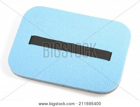 Tourist mat from the warmed material for rest in any conditions
