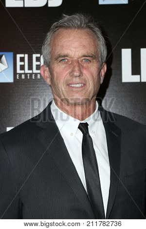 LOS ANGELES - OCT 24:  Robert F Kennedy Jr at the