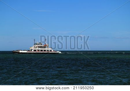 OUTER BANKS, N.C. - OCTOBER 5: The North Carolina Ferry System offers safe and reliable transportation throughout the state's vast waterways and coastline October 22, 2017 in the Outer Banks, N.C.