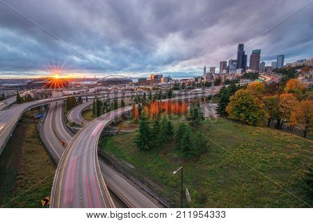 Seattle is a major city in the Pacific Northwest