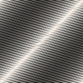 Vector geometric halftone diagonal stripes seamless pattern. Slanted parallel graphic lines. Gradient transition effect texture. Funky abstract background. Repeat design element. Stripes pattern. Geometric pattern. Lines pattern. Halftone pattern. poster