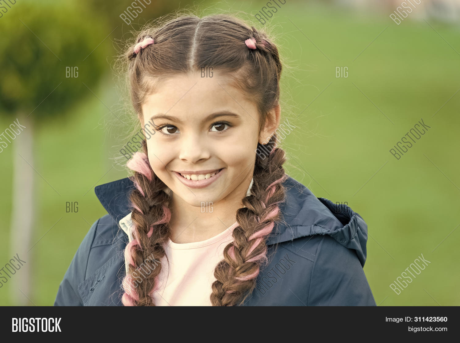 Cute Smile Image Photo Free Trial Bigstock