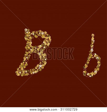 Liquid Gold Texture  Vector & Photo (Free Trial) | Bigstock