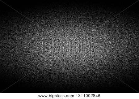 Black Grunge Texture Background. Abstract Dark Grunge Texture On Black Wall. Aged Grunge Texture Pat