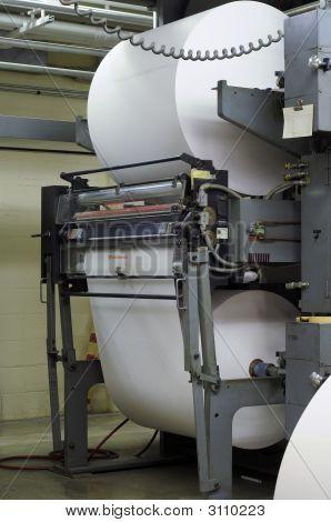 Web Press Rolls