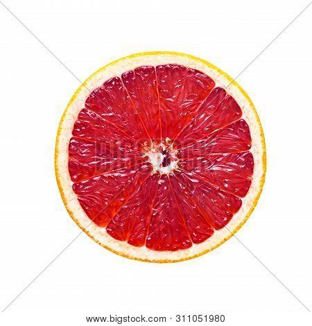 Red Grapefruit, Slice, Grapefruit Juice, Pink Grapefruit, Editorial Illustrations, Sliced Grapefruit