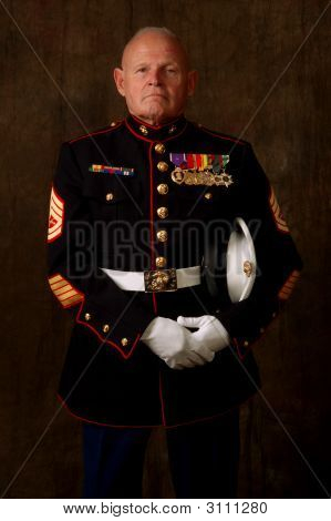 Marine Veteran