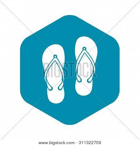 Slates Icon. Simple Illustration Of Slates Vector Icon For Web