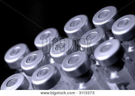 Vaccine Phials