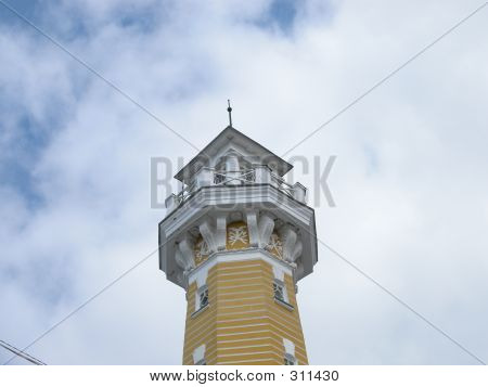 Kostroma, Old Fire Tower