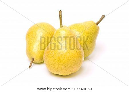 Pear yellow
