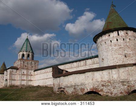Kostroma, Ipatevsliy Monastery