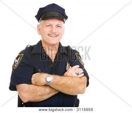 Friendly Policeman