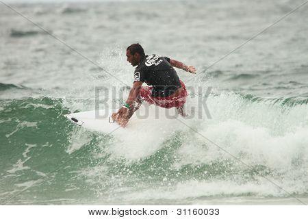 Coolangatta, Australia - Mar 03 : Quicksilver  Pro Asp World Tour, Jadson Andre During Expression Se