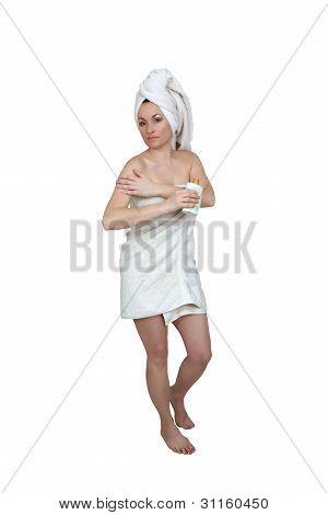 Beautiful Bath-n-body Woman (2)