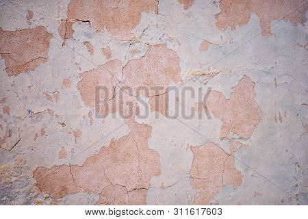Plaster Stucco Wall Texture Background