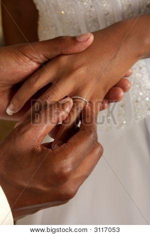 Bräutigam-Engagement