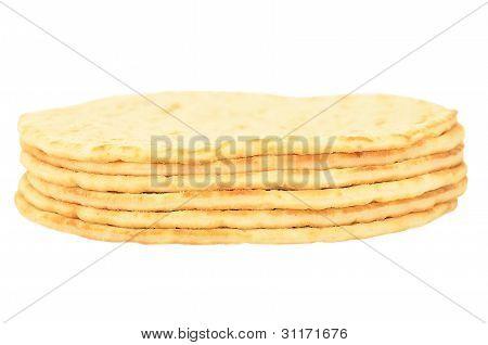 Stack Of Pitas